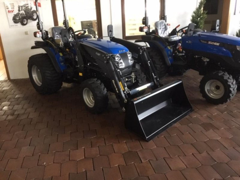Traktor a típus Solis 26, Neumaschine ekkor: Ampfing (Kép 1)