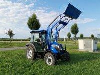 Solis 50 Kabine & Frontlader Traktor