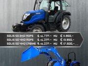 Solis 50 tractor NIEUW LEASE 219,- Ciągnik