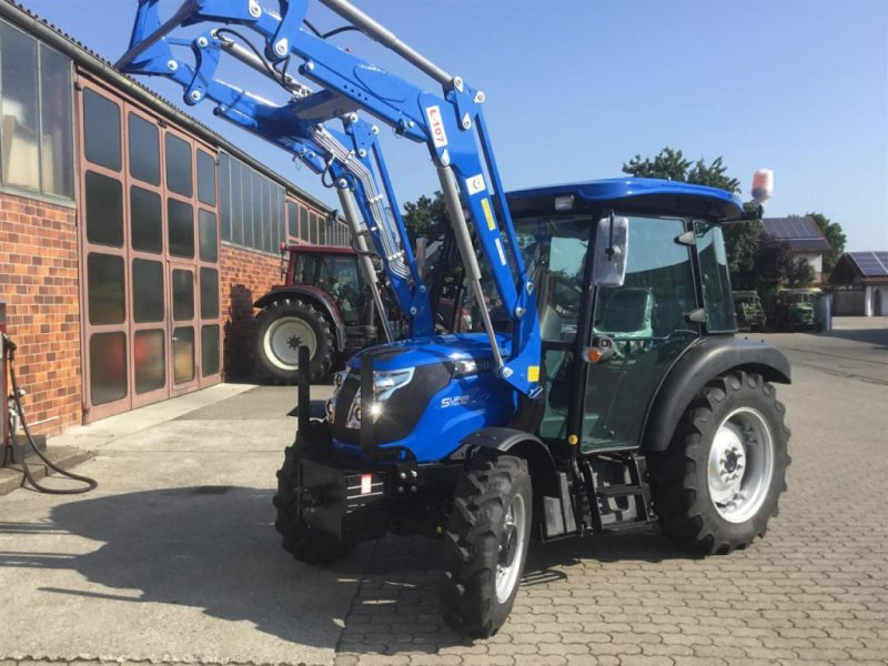 Traktor des Typs Solis 50, Neumaschine in Ampfing (Bild 5)