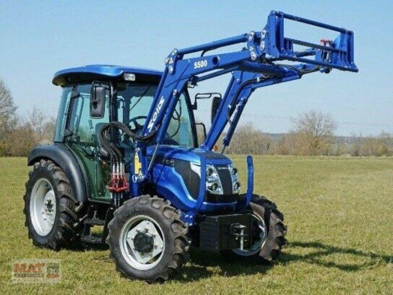 Traktor a típus Solis 50, Neumaschine ekkor: Waldkraiburg (Kép 1)
