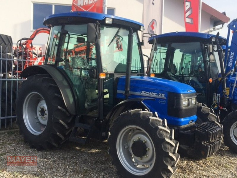 Traktor типа Solis 75, Neumaschine в Unterroth (Фотография 1)