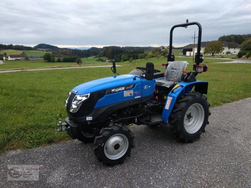 Traktor типа Solis Solis 20PS - Einzelstück, Vorführmaschine в Bad Kreuzen (Фотография 1)