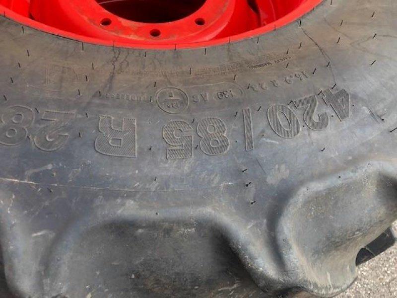 Traktor типа Sonstige 1 Satz gebrauchter Kompletträder, Gebrauchtmaschine в Langenau (Фотография 6)