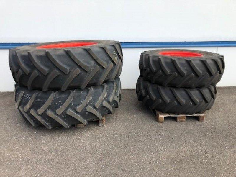 Traktor типа Sonstige 1 Satz gebrauchter Kompletträder, Gebrauchtmaschine в Langenau (Фотография 1)