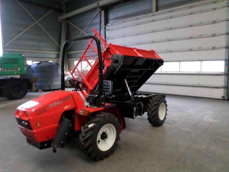 Traktor a típus Sonstige 5x Goldoni (Transcar) Transcar 70 & 28, Gebrauchtmaschine ekkor: Jonkerslan (Kép 2)
