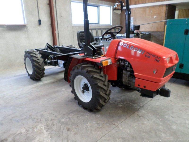 Traktor a típus Sonstige 5x Goldoni (Transcar) Transcar 70 & 28, Gebrauchtmaschine ekkor: Jonkerslan (Kép 7)