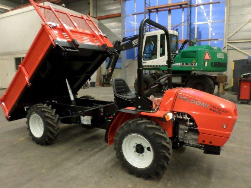 Traktor a típus Sonstige 5x Goldoni (Transcar) Transcar 70 & 28, Gebrauchtmaschine ekkor: Jonkerslan (Kép 3)