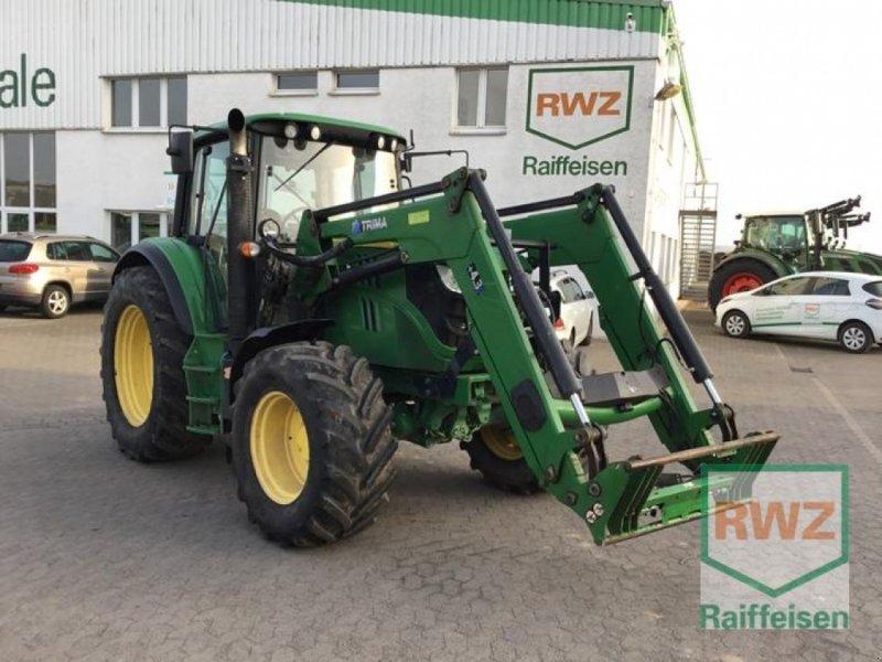 Traktor des Typs Sonstige 6115 M, Gebrauchtmaschine in Kruft (Bild 1)
