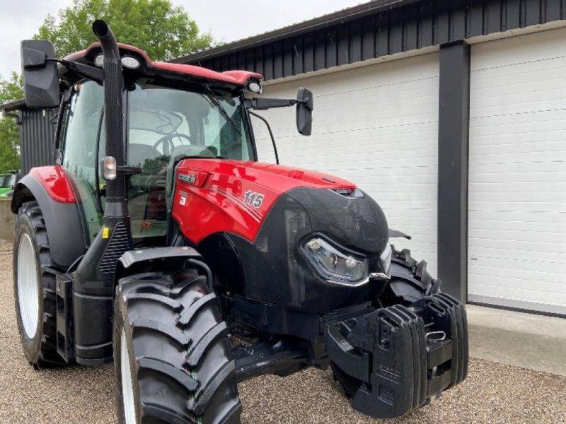 Traktor типа Sonstige Case MAXXUM 115, Gebrauchtmaschine в Linde (dr) (Фотография 8)