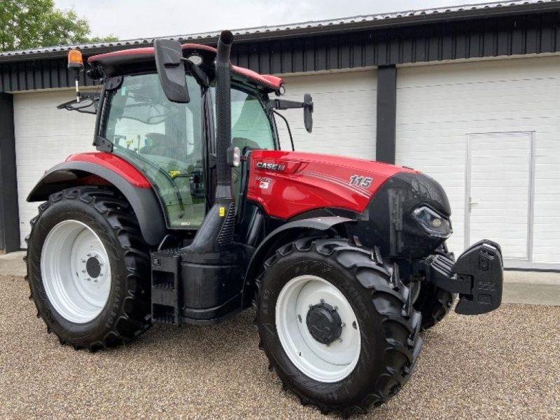 Traktor типа Sonstige Case MAXXUM 115, Gebrauchtmaschine в Linde (dr) (Фотография 1)