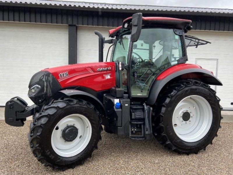 Traktor типа Sonstige Case MAXXUM 115, Gebrauchtmaschine в Linde (dr) (Фотография 2)