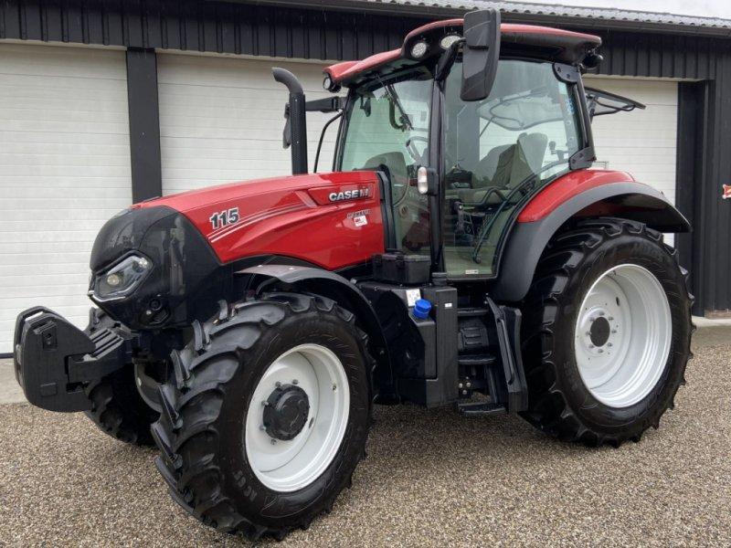 Traktor типа Sonstige Case MAXXUM 115, Gebrauchtmaschine в Linde (dr) (Фотография 10)