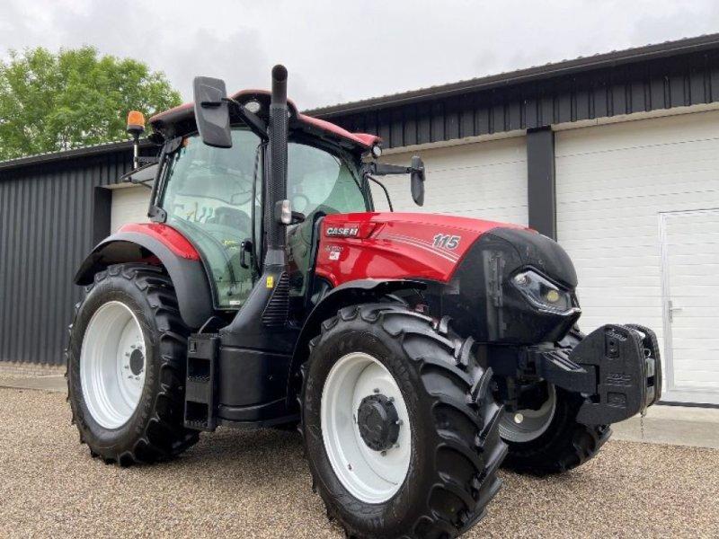 Traktor типа Sonstige Case MAXXUM 115, Gebrauchtmaschine в Linde (dr) (Фотография 9)