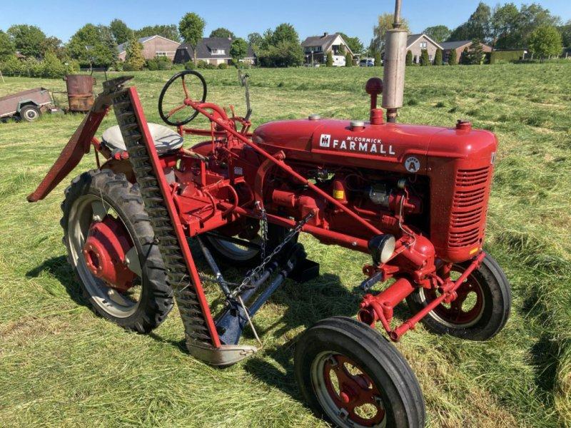 Traktor типа Sonstige Case mc cormick Farmall A Super, Gebrauchtmaschine в Daarle (Фотография 1)