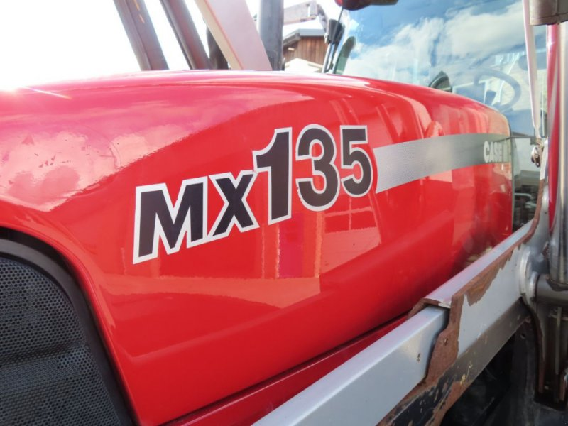 Traktor типа Sonstige Case mx 135, Gebrauchtmaschine в Hapert (Фотография 4)