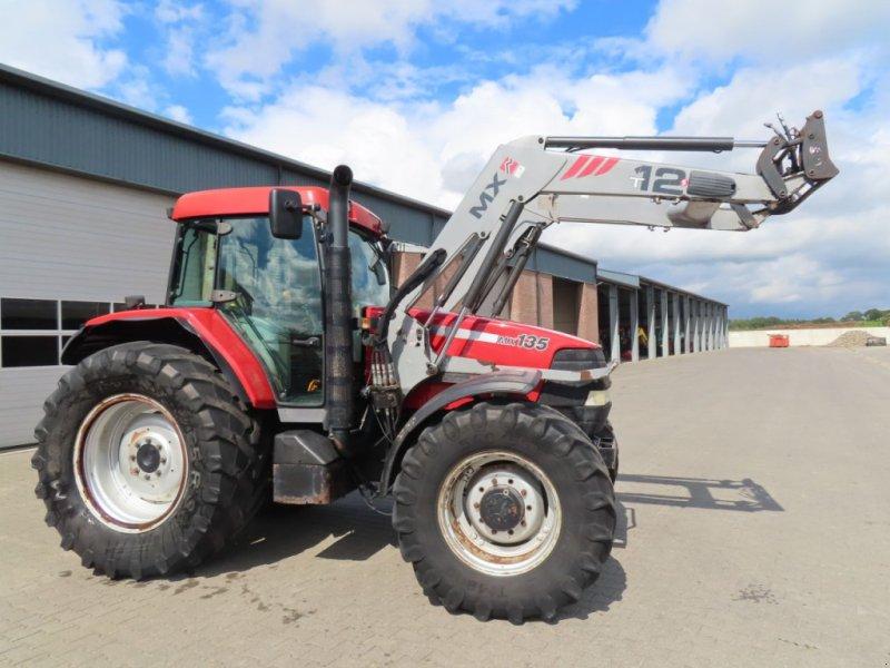 Traktor типа Sonstige Case mx 135, Gebrauchtmaschine в Hapert (Фотография 8)