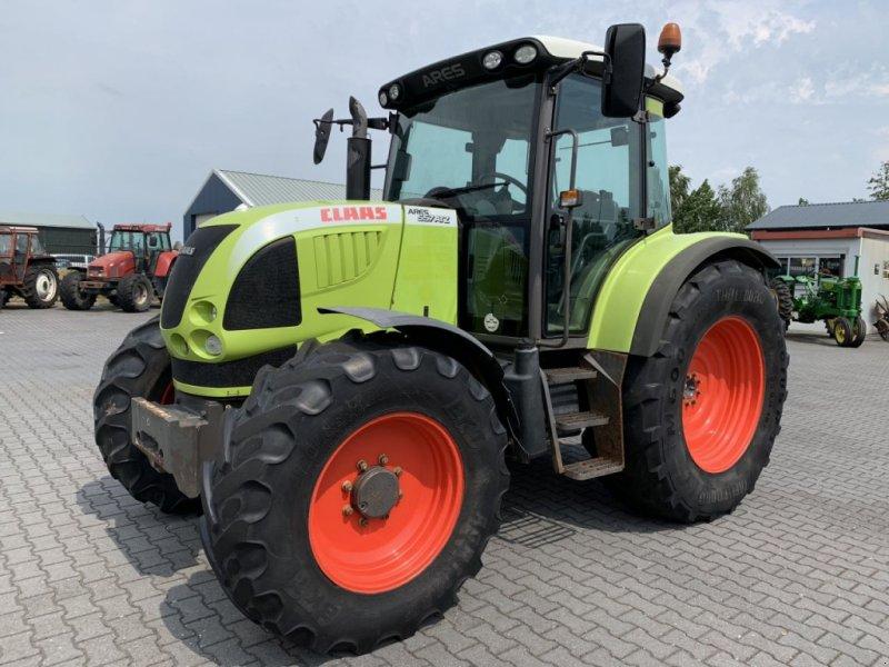 Traktor типа Sonstige Claas Ares 557 ATZ, Gebrauchtmaschine в Tweede Exloermond (Фотография 1)
