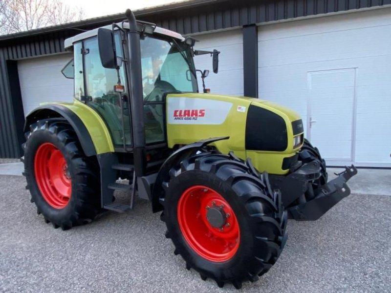 Traktor des Typs Sonstige Claas ARES 656RZ, Gebrauchtmaschine in Linde (dr) (Bild 1)