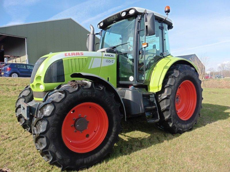 Traktor типа Sonstige Claas Arion 610 C, Gebrauchtmaschine в Hasselt (Фотография 1)