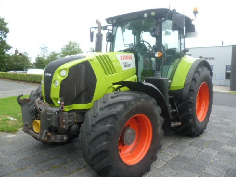Traktor typu Sonstige Claas Arion 630 cebis, Gebrauchtmaschine v Easterein (Obrázok 5)
