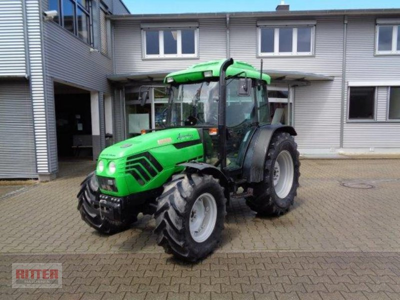 Traktor типа Sonstige DEUTZ Agroplus 87, Gebrauchtmaschine в Zell a. H. (Фотография 1)