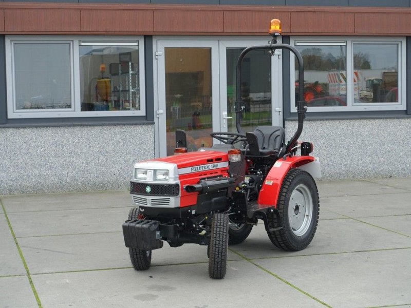 Traktor des Typs Sonstige Fieldtrac 180D 4wd / 0003 Draaiuren / Gazonbanden, Gebrauchtmaschine in Swifterband (Bild 1)