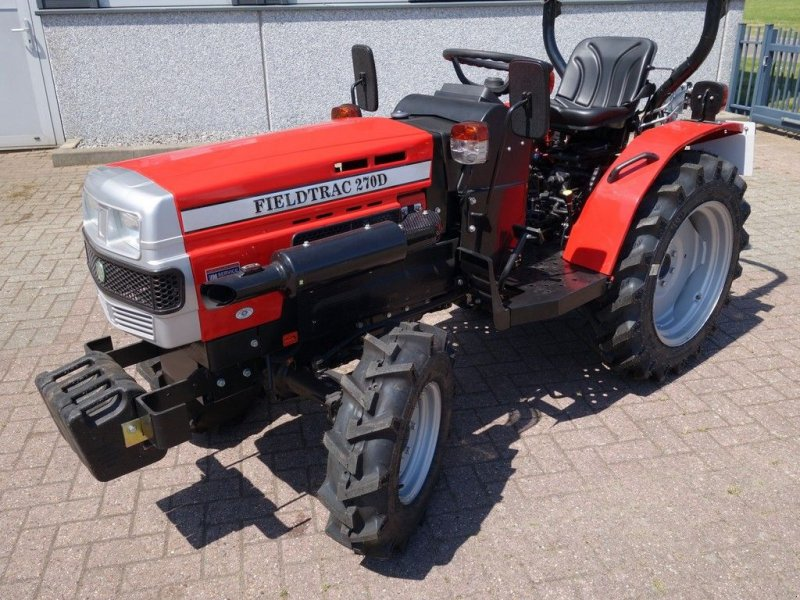 Traktor типа Sonstige Fieldtrac 270D 4wd / 0001 Draaiuren, Gebrauchtmaschine в Swifterband (Фотография 3)