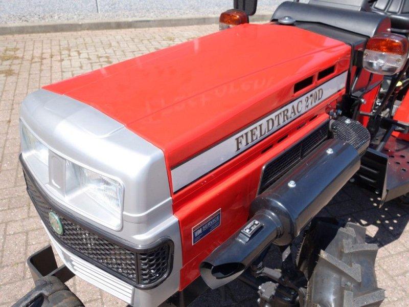Traktor типа Sonstige Fieldtrac 270D 4wd / 0001 Draaiuren, Gebrauchtmaschine в Swifterband (Фотография 4)
