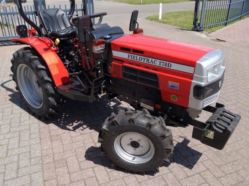 Traktor типа Sonstige Fieldtrac 270D 4wd / 0001 Draaiuren, Gebrauchtmaschine в Swifterband (Фотография 2)