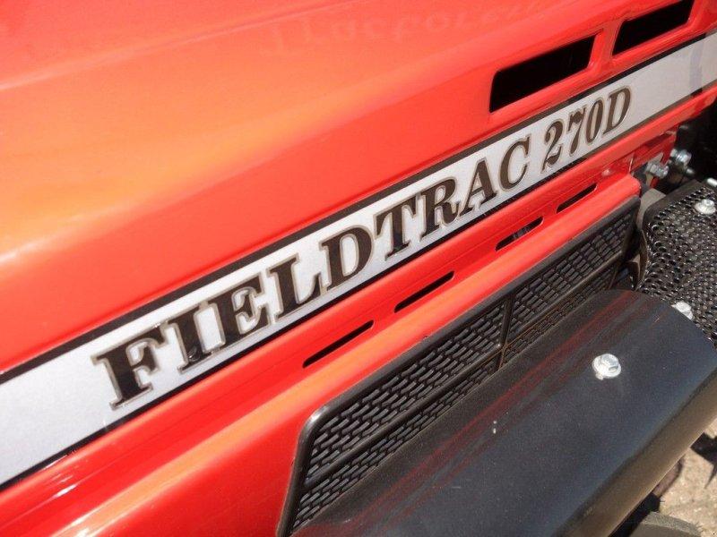 Traktor типа Sonstige Fieldtrac 270D 4wd / 0001 Draaiuren, Gebrauchtmaschine в Swifterband (Фотография 5)