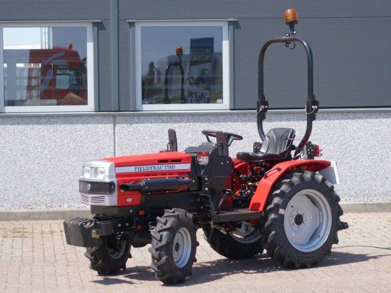 Traktor типа Sonstige Fieldtrac 270D 4wd / 0001 Draaiuren, Gebrauchtmaschine в Swifterband (Фотография 1)