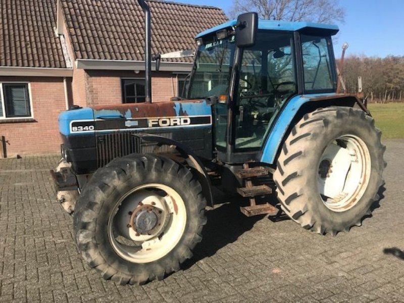 Traktor typu Sonstige Ford NH 8340 SLE, Gebrauchtmaschine v Lutten (Obrázok 1)