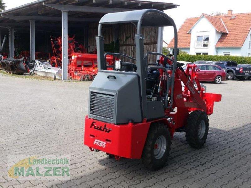 Traktor des Typs Sonstige Fuchs F 850, Neumaschine in Mitterteich (Bild 4)