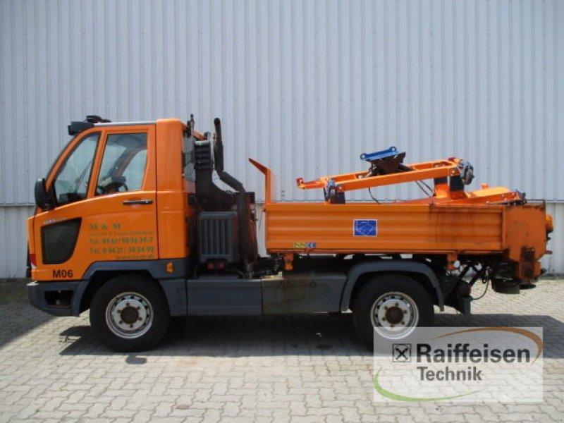 Traktor des Typs Sonstige Fumo Carrier, Gebrauchtmaschine in Holle (Bild 1)