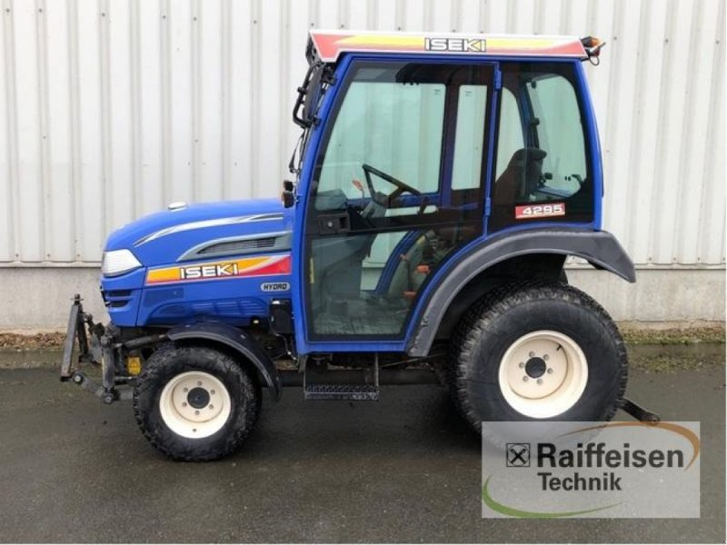 Traktor des Typs Sonstige Iseki TH 4295 AHL, Gebrauchtmaschine in Frankenberg/Eder (Bild 1)