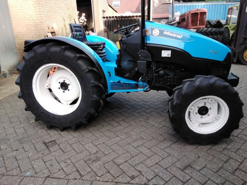 Traktor типа Sonstige landini /new holland, Gebrauchtmaschine в Mariahout (Фотография 9)