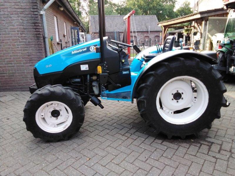 Traktor типа Sonstige landini /new holland, Gebrauchtmaschine в Mariahout (Фотография 1)