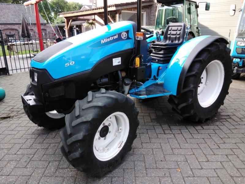 Traktor типа Sonstige landini /new holland, Gebrauchtmaschine в Mariahout (Фотография 10)