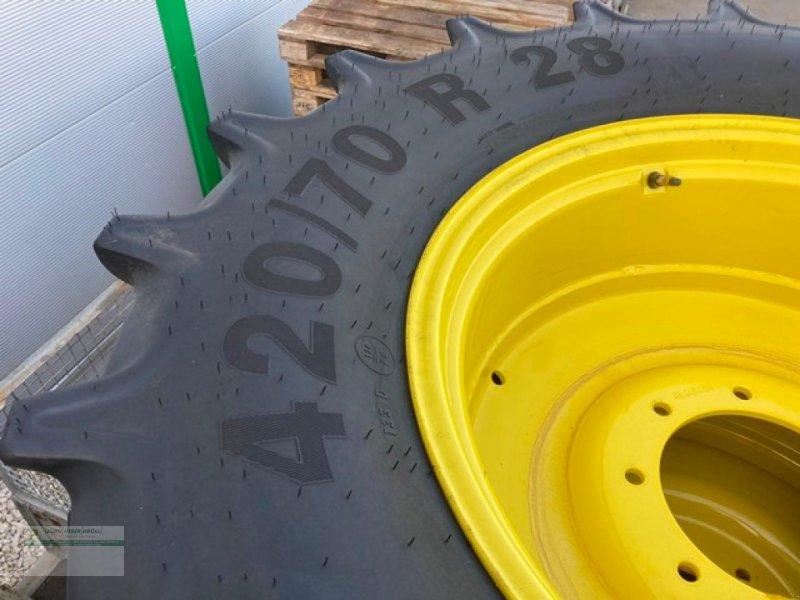 Traktor des Typs Sonstige Mitas 420/70 R28, Gebrauchtmaschine in Kanzach (Bild 1)