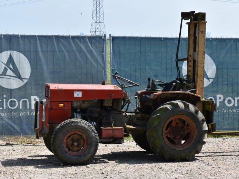 Traktor типа Sonstige NAPOLIONE 4000, Gebrauchtmaschine в Antwerpen (Фотография 1)