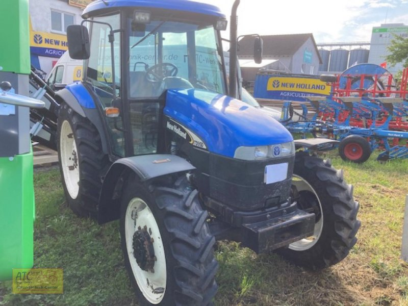Traktor типа Sonstige New Holland TD95D, Gebrauchtmaschine в Groß-Gerau (Фотография 1)