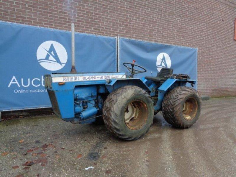 Traktor a típus Sonstige Nibbi Kniktractor, Gebrauchtmaschine ekkor: Antwerpen (Kép 1)