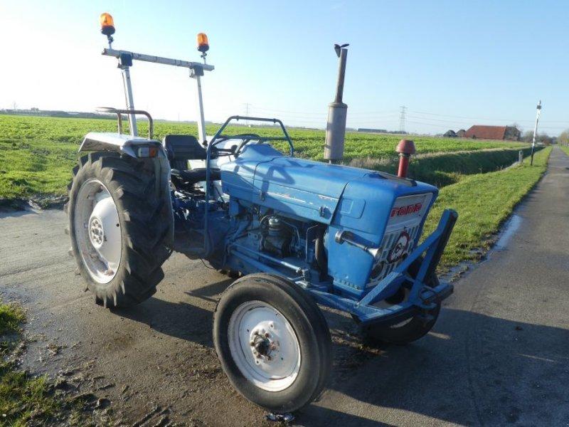Traktor des Typs Sonstige trekker Ford 3000, Gebrauchtmaschine in Losdorp (Bild 1)