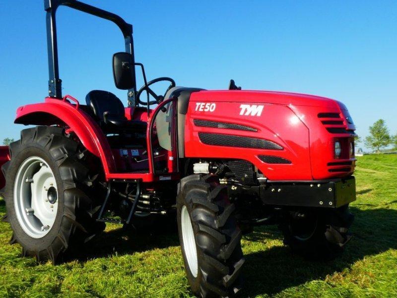 Traktor типа Sonstige trekker Tym TE50 bijna nieuw  slechts 50 uur., Gebrauchtmaschine в Losdorp (Фотография 1)