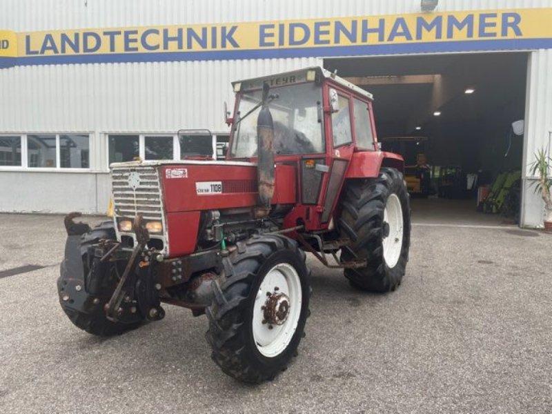 Traktor типа Steyr 1108 A, Gebrauchtmaschine в Burgkirchen (Фотография 1)