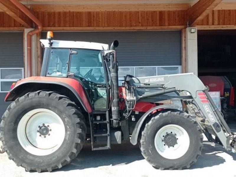 Traktor des Typs Steyr 120 CVT Komfort, Gebrauchtmaschine in Villach/Zauchen (Bild 1)