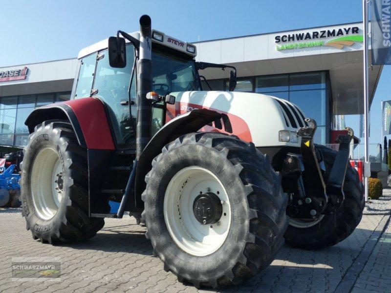 Traktor типа Steyr 130 CVT Komfort, Gebrauchtmaschine в Aurolzmünster (Фотография 1)