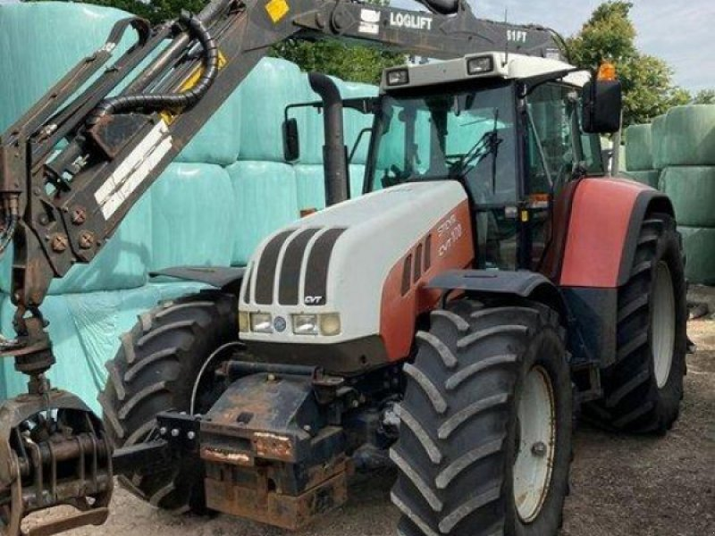 Traktor des Typs Steyr 170 CVT, Gebrauchtmaschine in Bad Oldesloe (Bild 1)