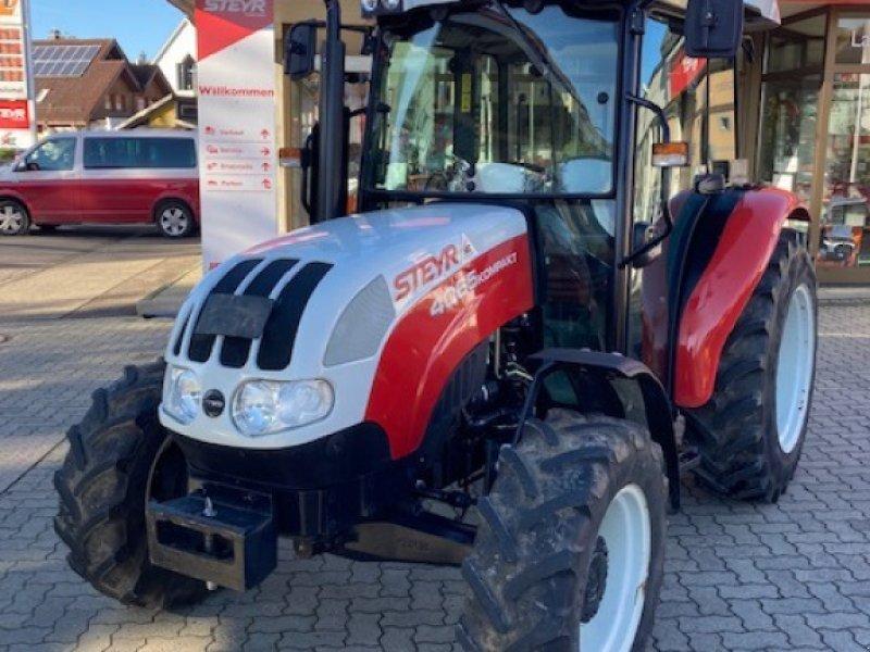 Traktor типа Steyr 4065 Kompakt, Gebrauchtmaschine в Ostrach (Фотография 1)
